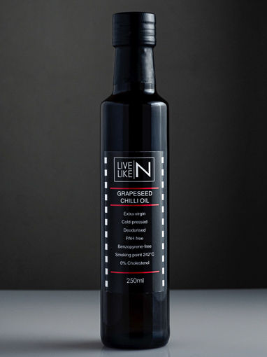 LiveLikeN Grape Seed Chilli Oil
